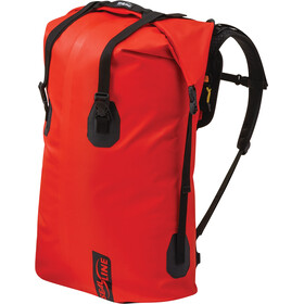 SealLine Boundary Pack Reppu 65L, red